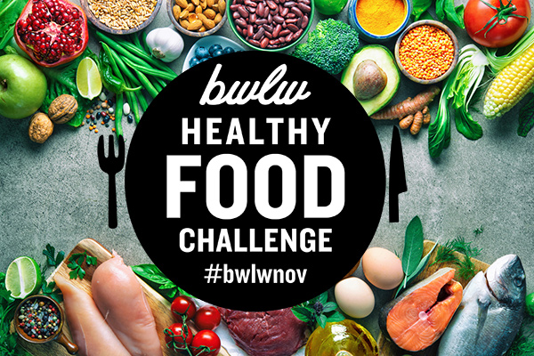 November healthy food