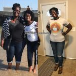 Sheree before and after