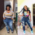 Tee lost 113 pounds