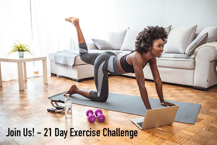Dec 2020 exercise challenge