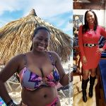 Desiree before and after
