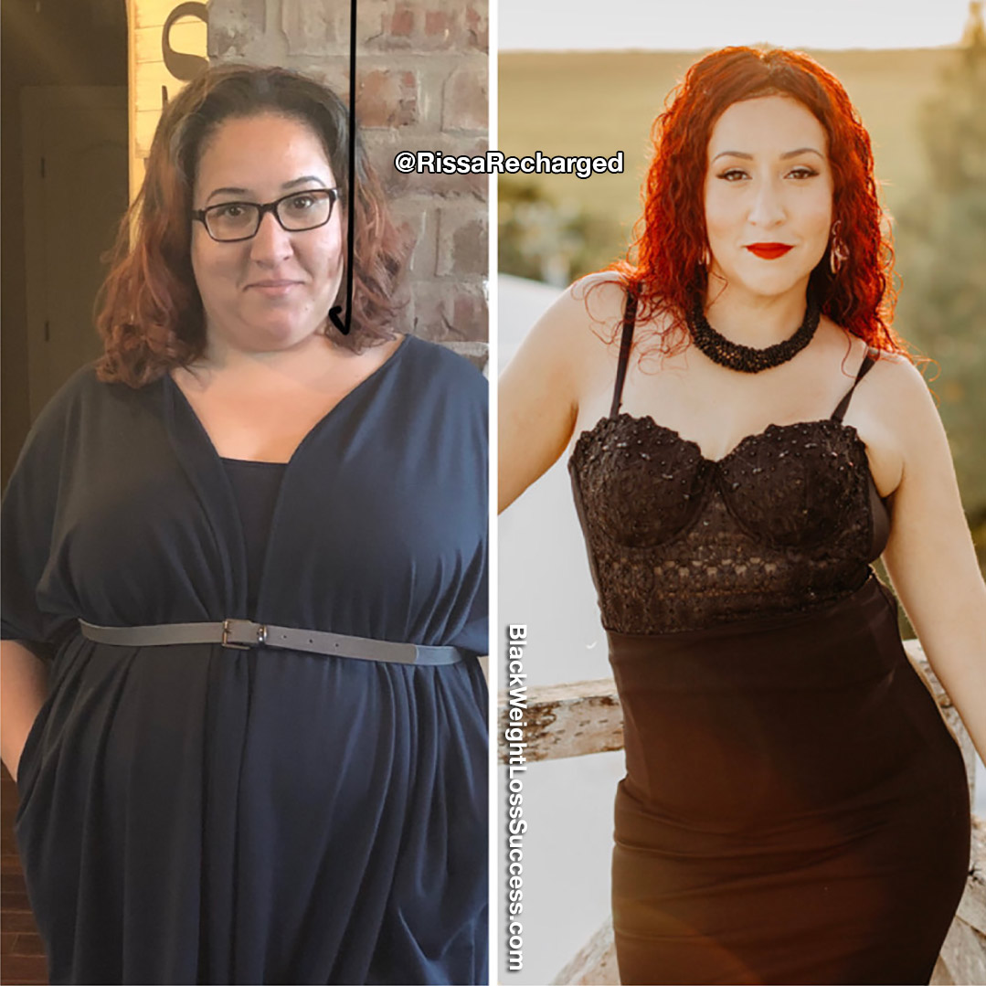 Nerissa before and after