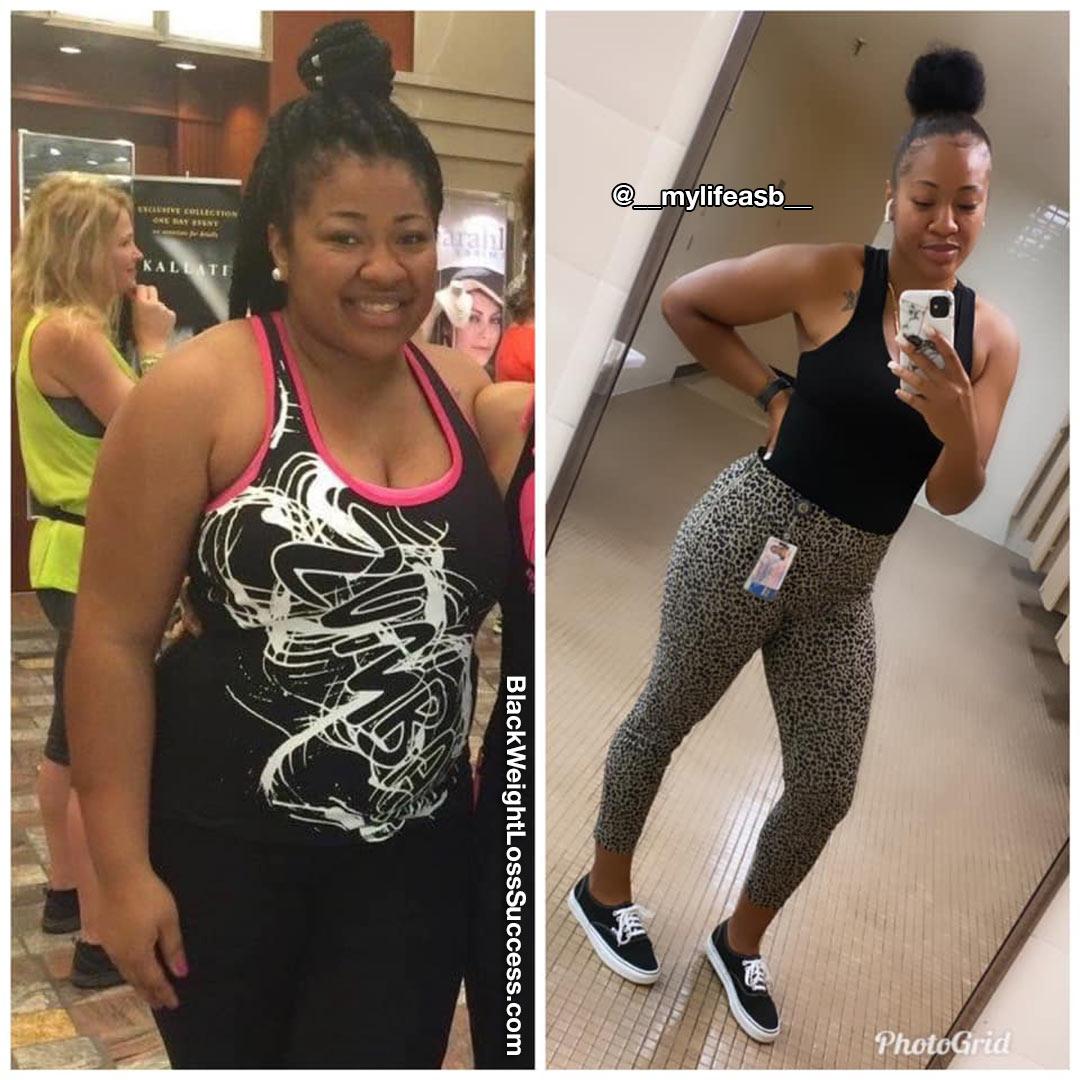 Brittney antes e depois