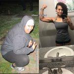 Bobbie lost 101 pounds