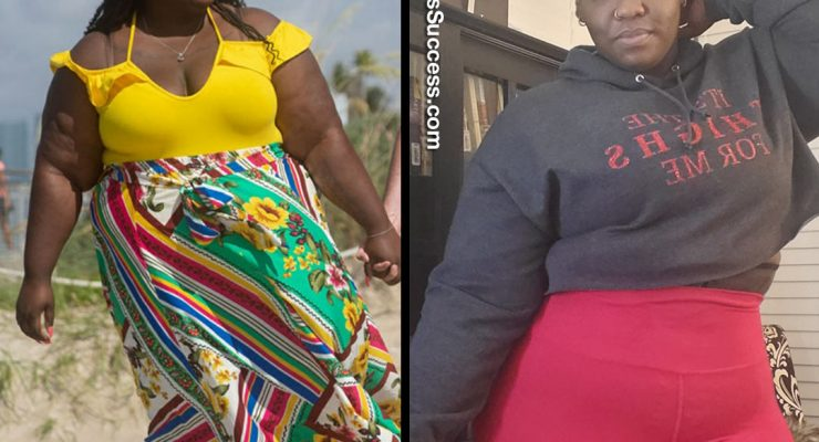 Chastity before and after weight loss