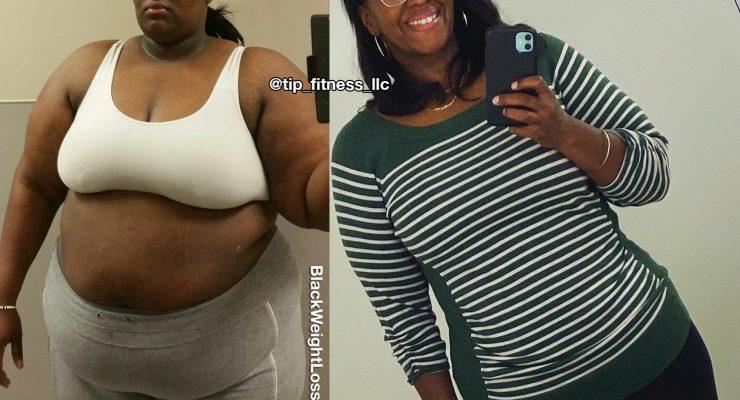 Jeria lost 150 pounds