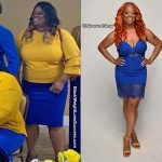 Shay before and after weight loss