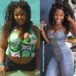 Tameika before and after
