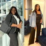 Amaju before and after weight loss
