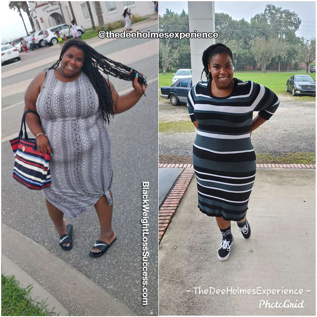 DeAnna lost 131 pounds