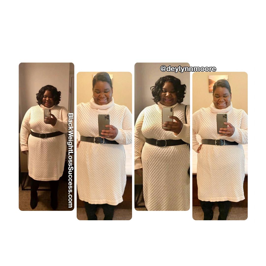 Deylynn lost 56 pounds