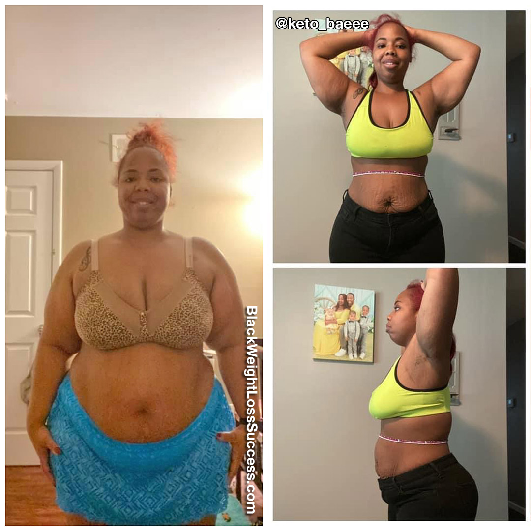 Jessica lost 110 pounds