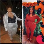 Alicia lost 50 pounds