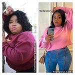 Michidael lost 85 pounds
