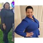 Nene lost 105 pounds