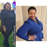 Nene lost 105 pounds