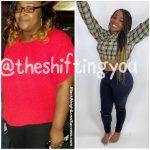 Chrys lost 110 pounds