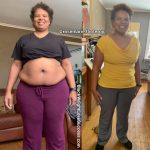 Rosemarie lost 43 pounds