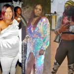 Nicole lost 110 pounds