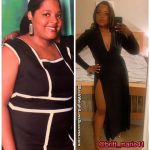 Brittany lost 72 pounds