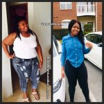Quashema lost 137 pounds