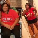 Teonna lost 46 pounds