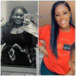 Lanisha lost 130 pounds
