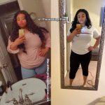 Briana lost 63 pounds