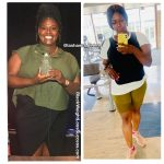 Crystal lost 47 pounds