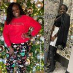 Earnestine lost 47 pounds