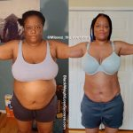 Jerrica lost 63 pounds