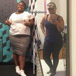 Latresha lost 60 pounds