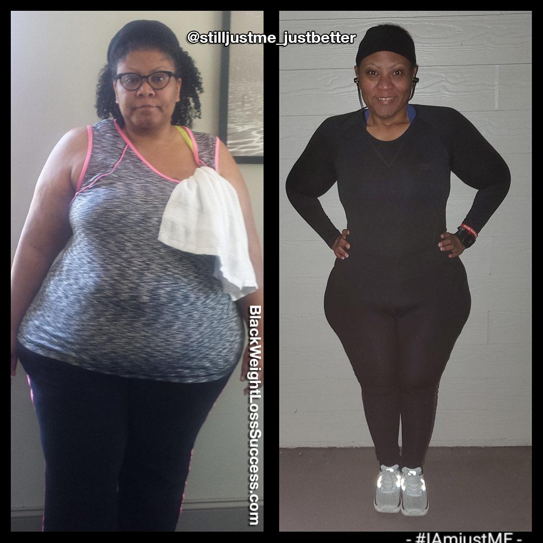 Melissalost 152 pounds