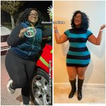 Sherita lost 30 pounds