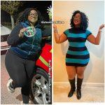 Sherita lost 30 pounds