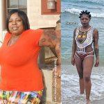 Tannette lost 90 pounds