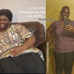 Chanise lost 50 pounds