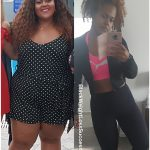 Chelsea lost 114 pounds