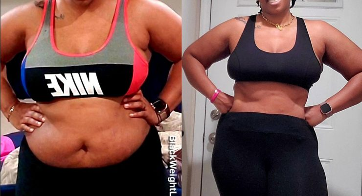 Shade lost 38 pounds