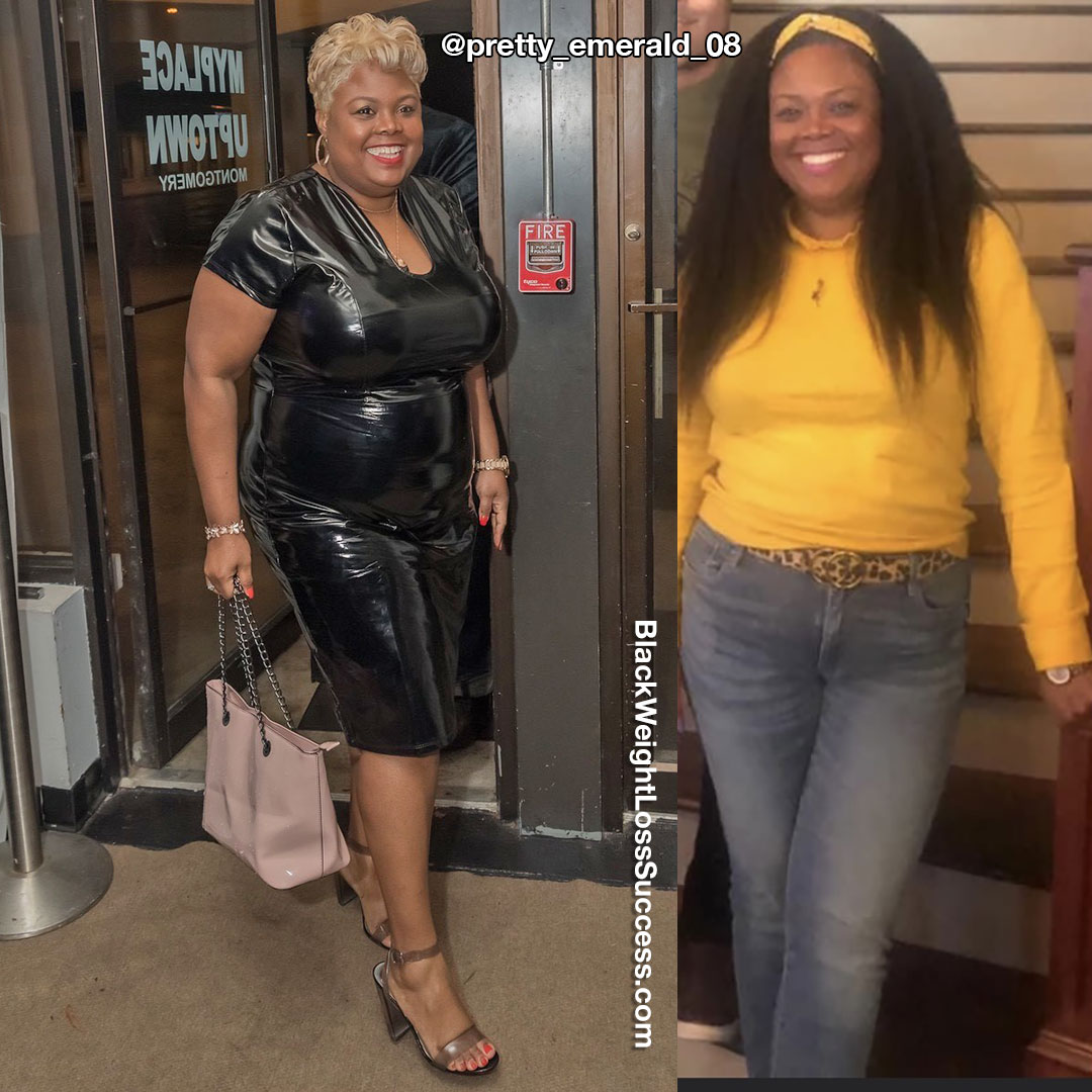 Tanja lost 70 pounds