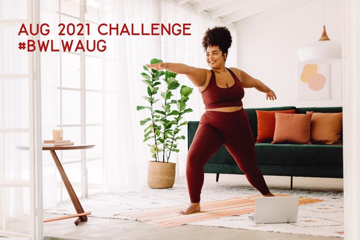 August 2021 Challenge