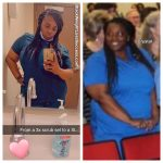 Crystal lost 67 pounds