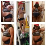 Dedra lost 43 pounds