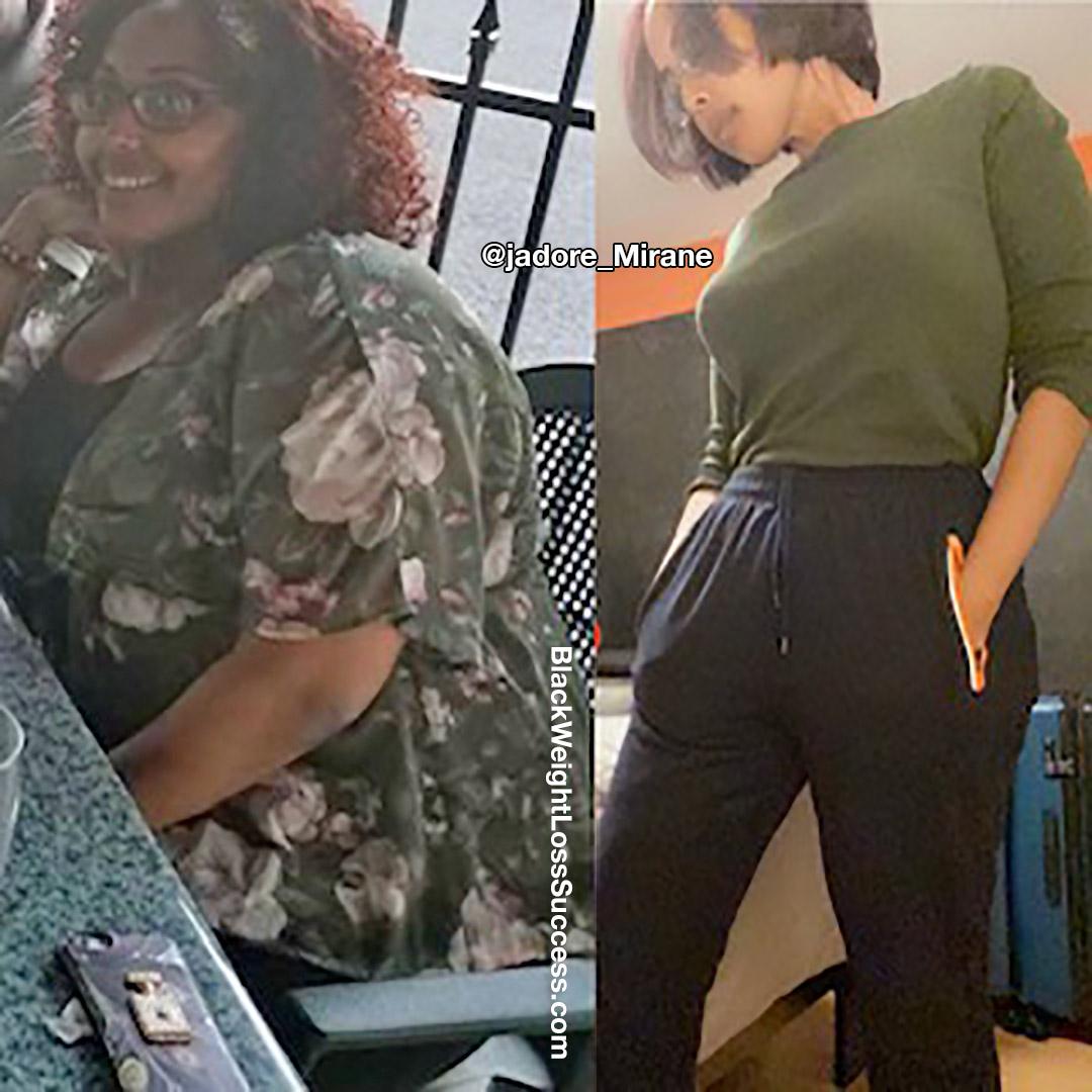 Mimi lost 65 pounds