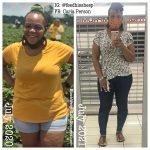 Carla lost 26 pounds