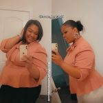 Jasmine lost 64 pounds