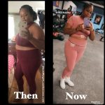 Tish lost 53 pounds