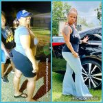 Drenia lost 63 pounds
