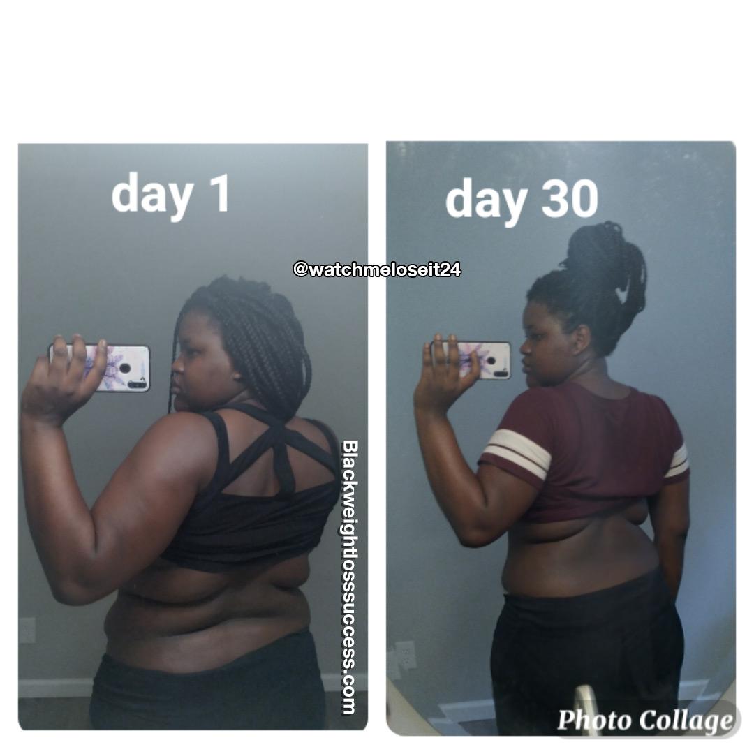 Koko lost 26 pounds