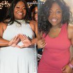Mia lost 85 pounds